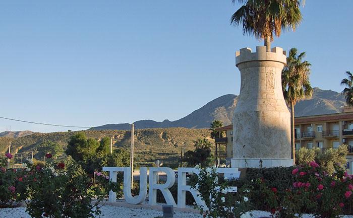 EuroTurre: Turre & Sierra Cabrera