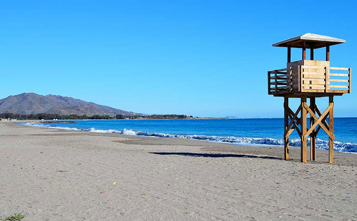 Vera Playa & Town